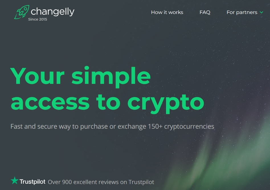 buy tron on changelly